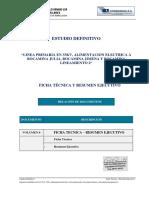 0 Resumen Ejecutivo y Ficha Tecnica