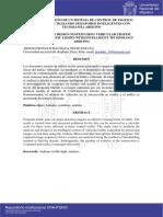 Analisis y Diseño de Un Sistema de Control de Tráfico Vehicular Utilizando Semaforos Inteligentes Con Tecnología Arduino