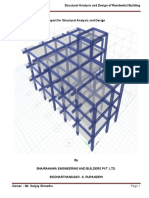 Final Structural Report