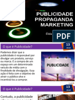 Aula 13 Publicidade e Propaganda No Marketing