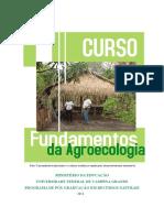 Apostila Fundamentos Da Agroecologia
