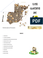 Patricia Garcia Fernandez Los Quesos de España