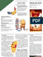winnie the pooh - exemplar