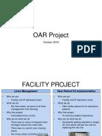 OAR project.ppt