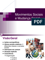 Movimentos Sociais Fundamentos de Sociologia 2019