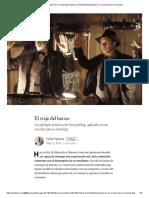 El Viaje Del Héroe_ Un Ejemplo Práctico de Storytelling Aplicado en Un Recurso Para E-learning