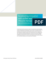 Accelerate Innovation With Unified Application Lifecycle Management Alm