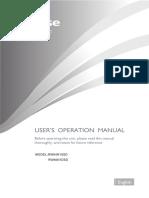 User manual.RW46N1DSD&RW54N1SSD.bilingual.160402.pdf