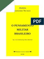Trevisan- Pensamento Militar Brasileiro