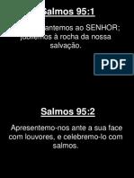 Salmos - 095