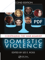 continuing the war agaist domestic violence