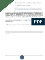Paper Sobre Calidad de Aire