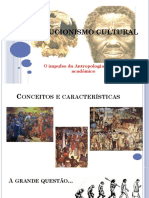 Evolucismo Cultural
