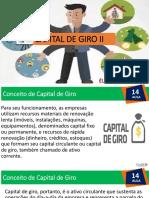 Aula 14 Capital de Giro II (1)