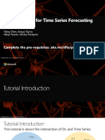 2019 KDD-Deep Learning for Time-series Forecasting