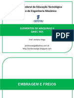 4-Embreagem e Freio CEFET 2019-2