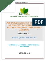Dia Grifo Quillabamba II