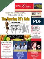 SCF December 2019 Newsletter