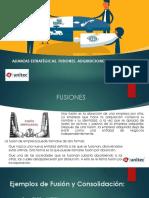 ESTRATEGIAFIN Alianza Estrategica Fusiones Adquisiciones y Escisiones