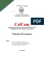Manual CelCom
