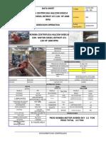 Data Sheet Centrifuga Halcom 6x8x14