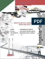 Diseño de Puentes Metalicos