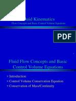 Fluid Kinematics (1)