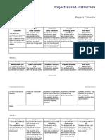 pbi-project-calendar