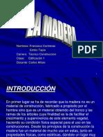 PPT Madera