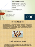 Diseño Estructura Depa Autoridad