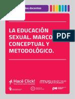 La educación sexual