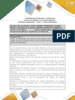 Formato Respuesta - Fase 1 - Reconocimiento Antropologìa