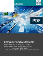 Computer and Multimedia (2)