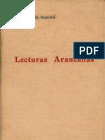Lecturas Araucanas - P. Felix de Augusta