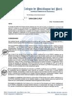 Reglamento Interno Nacional Del Cpsp