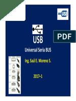 USB Especificaciones