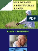 Demensia