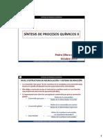 Sintesis de Procesos II_El metodo jerarquico_2019-20.pdf