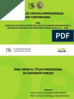 Diapositivas ( Control Interno)