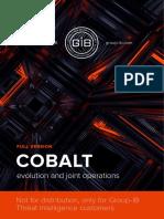 Cobalt Anunak Joint Operations