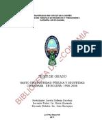 Seguridad Publica y Reforma Policial