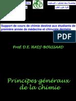 Chimie 1er Semestre de Hadj Boussaad
