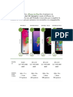 Telefono iPhone Caracteristicas