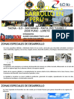 Zonas Especiales de Desarrollo en Perú