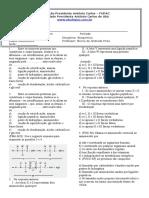 avaliaçao bioquimica