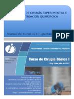 Manual Cirugía Básica I SEPTIEMBRE 2012