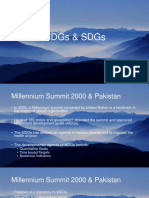 Final SDGs and MDGs