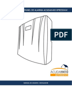 Acudah410 Manual