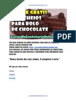 e Book Grátis 12 Recheios Para Bolo de Chocolate (2)