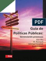 WU Et Al., 2014. Guia de Políticas Públicas - Gerenciando Processos